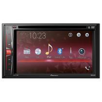 """Central Multimídia Pioneer AVH-A218BT 6.2"""" DVD Player -"""