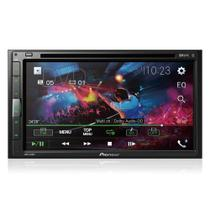 Central Multimídia Pioneer AVH-A318BT DVD Automotivo 6.8 Polegadas -