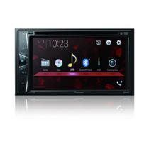 """Central Multimídia Pioneer AVH-G228BT 6.2"""" DVD Bluetooth USB -"""