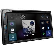 """Central Multimídia Pioneer AVH-Z5280TV, 2-DIN, Tela Touch 6,8"""", Rádio, DVD, CD, USB e Bluetooth -"""