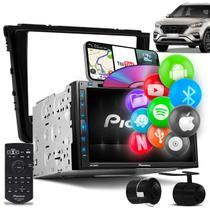 "Central Multimídia Pioneer Creta 2 Din AVH-Z5280TV 6.8"" TV BT Espelhamento Android Iphone +Câmera Ré -"