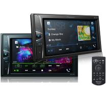 Central Multimídia Pioneer DMH-G228BT Bluetooth Controle Aux -