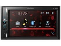 "Central Multimídia Pioneer DMH-G228BT Bluetooth  - Touch 6,2"" USB Auxiliar Câmera de Ré"