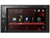 "Central Multimídia Pioneer DMH-G228BT Bluetooth  - Touch 6,2"" USB Auxiliar Câmera de Ré -"