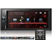 Central Multimídia Pioneer Dmh-g228bt Tela 6,2 Bluetooth Usb -