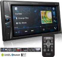 Central Multimídia Pioneer Dmh-G228bt Touch Usb Bluetooth -