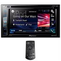 Central Multimidia Pioneer Dvd Car 2Din Avh-X395Bt - M1
