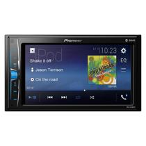 Central Multimídia Pioneer MVH-A208VBT Bluetooth 23W RMS 6.2 Pol