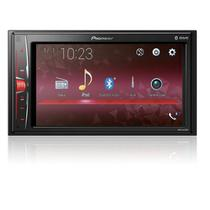 Central Multimídia Pioneer MVH-A218BT 2 DIN Tela Touch 6,2