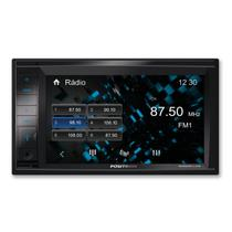 Central Multimídia Positron 2 Din SP8230Link Tela 6.2 Bluetooth/USB/SD/AM/FM/Espelhamento
