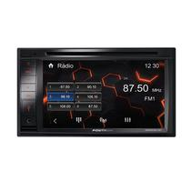 Central Multimídia Positron 2 Din SP8530BT Tela 6.2 DVD/Bluetooth/USB/SD/AUX/AM/FM/Espelhamento