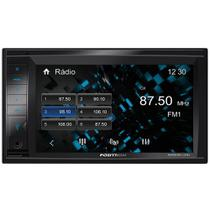 """Central Multimídia Positron SP8230LINK Tela 6.2"""" LCD Bluetooth Android USB SD AUX SWC -"""