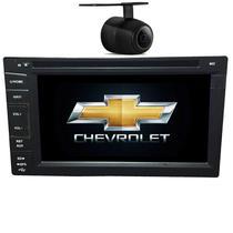Central Multimidia Prisma 2013 14 15 16 17 18 GPS TV Espelhamento Camera Re USB Sd Card - X3automotive