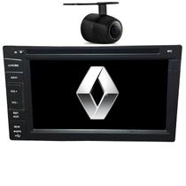 Central Multimidia Renault Megane TV Digital GPS Usb Camera Espelhamento - X3automotive