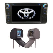 Central Multimidia Toyota Corolla Gli 2015 até 2017 Tv Digital Gps + 1 encosto - X3automotive