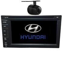 Central Multimidia Tucson 2002 03 04 05 06 07 08 09 10 11 12 13 14 15 16 Tv Gps Camera Usb Sd Bluetooth  Espelhamento - X3automotive