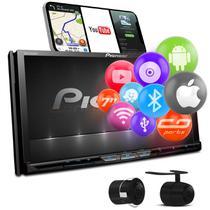 """Central Multimidia TV Pioneer AVH-Z9280TV 7"""" Bluetooth Espelhamento Android Iphone DVD + Câmera Ré -"""