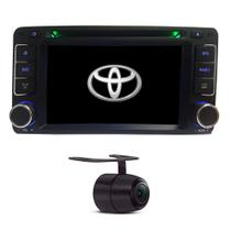 Central Multimídia Yaris 2018 2019 Toyota ar digital - Gtr