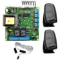 Central Placa Motor Peccinin 2 Controles Sensor Deslizante - IPEC