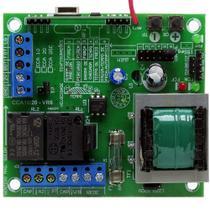 Central RCG Original Portão Automático Placa de Comando modelo Clp -