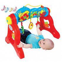 Centro De Atividades Infantil Play Gym Maral 3040 Vermelho/azul -