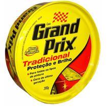 Cera Automotiva Grand Prix Tradicional 200g - Johnson