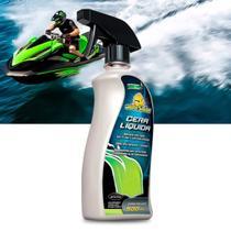 Cera Brilho Rápido Carnaúba Jet Ski Marítimo 500ml - AutoShine