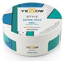 Cera Capilar Yellow Style Shine Wax 100ml - Yellow alfaparf
