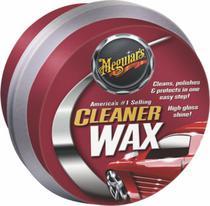 Cera Cleaner Wax em Pasta - A1214  Meguiars 311g - Meguiar'S