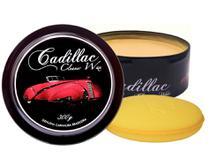 Cera De Carnauba Cleaner Wax 300g Cadillac Com aplicador -