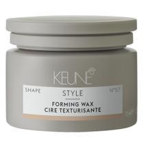 Cera de finalização Keune Style Forming Wax -