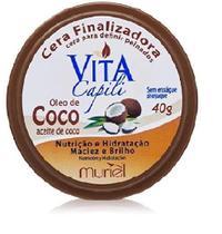 Cera Finalizadora Vita Capili Muriel 40g -