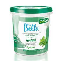 Cera Hidrossolúvel Microondas 1,3kg Hortela - Depil Bella