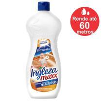 Cera Ingleza Maxx Special Madeiras 750ml. Brilho e proteção imediata! -