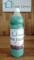 Cera liquida a/b verde 1l climpa - Casa Limpa