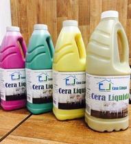 Cera liquida a/b verde 2l climpa - Casa Limpa