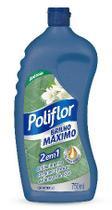 Cera líquida Brilho Máximo 750ml ardósia Poliflor - Reckitt Benckiser