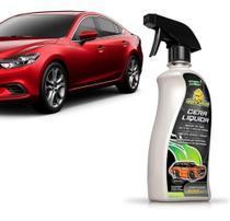 Cera Líquida Carnaúba Cristalizadora Spray Autoshine 500 Ml -