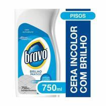 Cera Liquida Classic 750ml Incolor 1 UN Bravo -