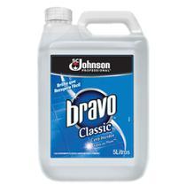 Cera para Pisos Classic 5L Incolor 1 UN Bravo -