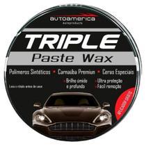 Cera Triple Paste Wax 300g Autoamerica -