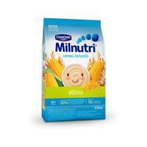 Cereal Infantil Danone Milnutri Milho 230g -