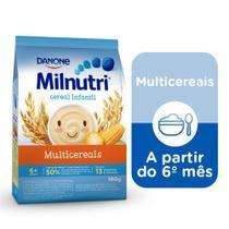 Cereal Infantil Milnutri - Multicereais (180g) - Nestlé
