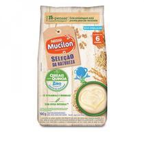 Cereal Infantil MUCILON Seleção da Natureza 5 Cereais com Quinoa (180g) -