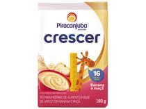 Cereal Matinal Infantil Integral Crescer - Banana e Maçã 180g