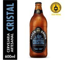 Cerveja Baden Baden Cristal Pilsen - 600ml -