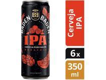 Cerveja Baden Baden Ipa Lata 350ml. -