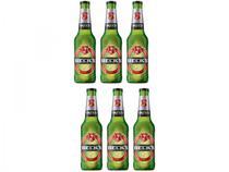 Cerveja Becks Bremen Germany Pilsner 6 Unidades - 330ml