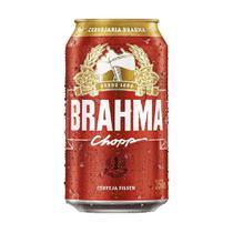 Cerveja Brahma Chopp Lata 350ml -