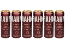 Cerveja Brahma Duplo Malte Lager 6 Unidades - 350ml com Copo